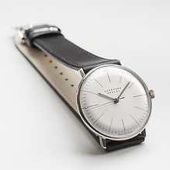 Junghans Armbanduhren Silber
