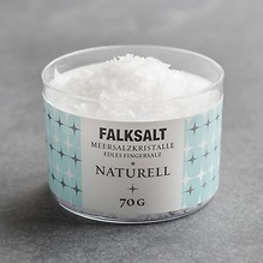 Falksalt Fingersalz Naturell
