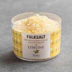 Falksalt Fingersalz Limone