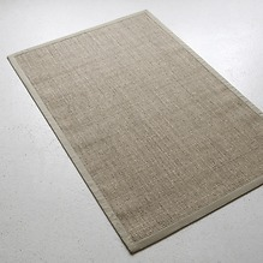 Sisalteppich Bouclé 120 x 180 cm Sand