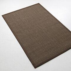 Sisalteppich Bouclé Brown  275 x 365 cm