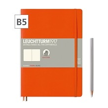 Notizbuch B5 Composition Blanko Orange