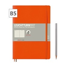 Notizbuch B5 Composition  Liniert Orange