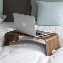 Notebar Notebook Tisch & Tablett Nussbaum