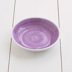 Ruggeri Suppenteller Brushed Ø 22 cm Brushed Lilla