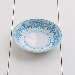 Ruggeri Suppenteller Adelasia Azzurro Ø 22 cm