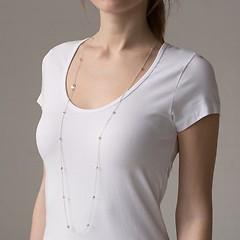 Marjana von Berlepsch Halskette Allegra Silber