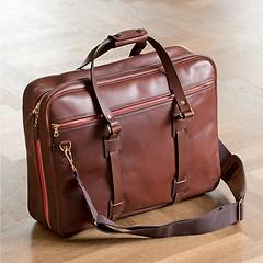 Croots Flight Bag Braun
