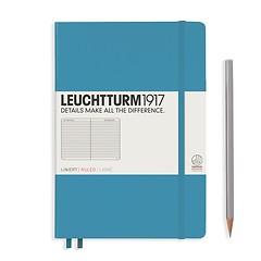 Leuchtturm1917 Notizbuch A5 liniert Nordic Blue