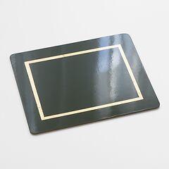 4 Tischsets Green/Gold