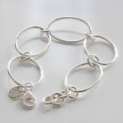 Marjana von Berlepsch Armband Jungle Silber