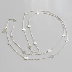 Marjana von Berlepsch Halskette Nela Sterling-Silber poliert