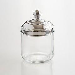 Italo Ottinetti Vorratsgefäße aus Glas 0,75 l