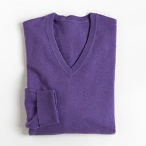Torquato Lambswool Pullover V-Ausschnitt