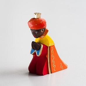 Sievers-Hahn Krippenfigur Mohrenkönig