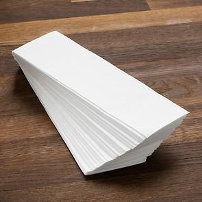 100 x Wachsentfernungs-Papier