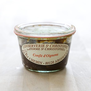 St Christophe Zwiebelconfit