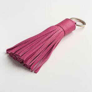 Schlüsselanhänger mit Tassel Pink