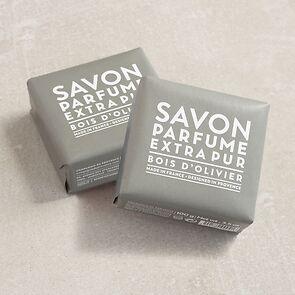 Compagnie de Provence Soap Olive Wood 2 x 100 g