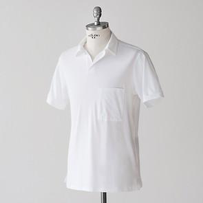 Sunday in Bed Pyjamashirt Morris Kurzarm Weiß XL