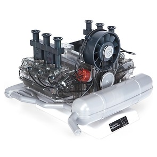 Modellmotor Porsche-6-Zylinder-Boxermotor