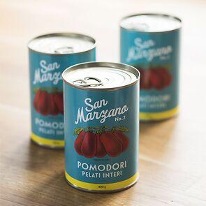 Rote Tomaten San Marzano 400 g