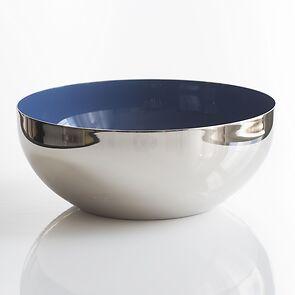 Große Schüssel Wimborne BowlsPitch Blue