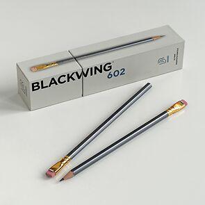 Bleistift-Legende 'Blackwing 602' 12 Stück