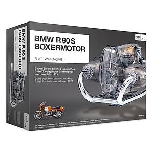 Modellmotor BMW-R-90-S-Boxermotor