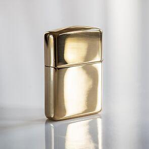 Zippo Armor High Polished Brass
