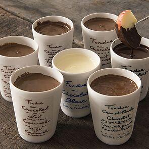 Schokoladenfondue 200 g
