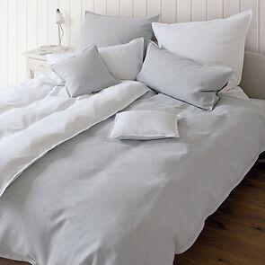 Torquato Bettbezug aus Leinen 135 x 200