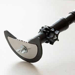 Dachrinnenreiniger Teleskop