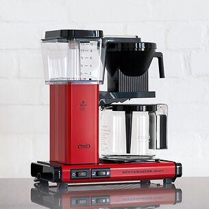 Kaffeemaschine Moccamaster KBG Select Rot