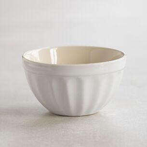 Café au Lait Schale Pure White