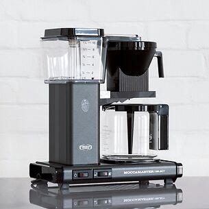 Kaffeemaschine Moccamaster KBG Select Stone Grey