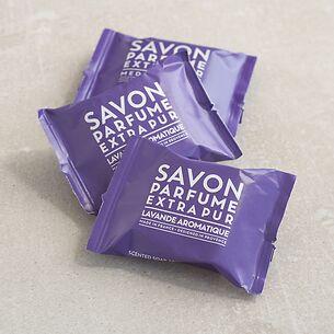 Compagnie de Provence Soap Aromatic Lavender 3 x 25 g