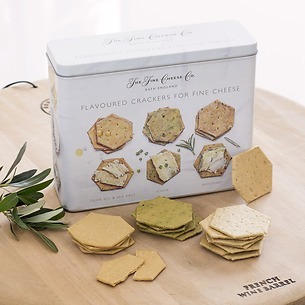 The Fine Cheese Co. Crackers Selection