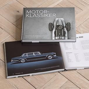 Buch: Motor Klassiker