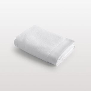 Torquato WHITE Duschtuch Weiß 70 x 130 cm