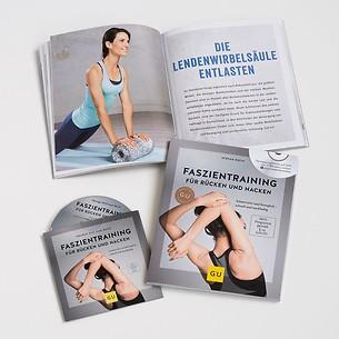 Ratgeber: Faszientraining für den Rücken und Nacken