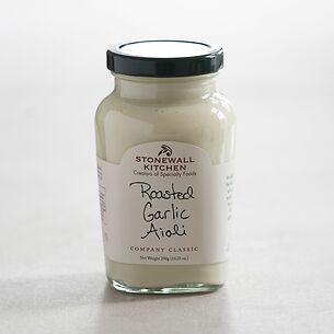 Stonewall Kitchen Flavored Aioli - Roasted Garlic