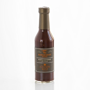 Maple Cayenne Hot Sauce