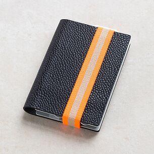 Q7 Wallet Classy Navy/Orange