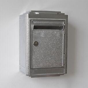 Briefkasten La Boîte Jaune Pétit Modèle 1945 Aluminium