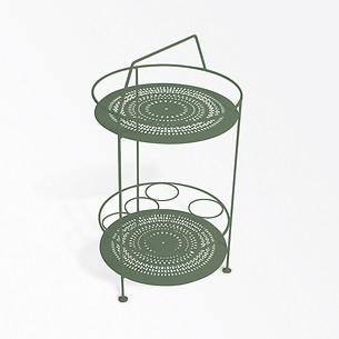Fermob Tragbare Gartenbar Kaktus