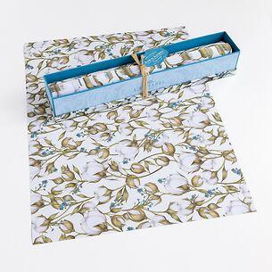Castelbel Schrankpapier Baumwollblüte