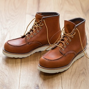 Red Wing Classic Moc No. 875