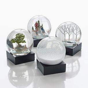 Evergreen Schneekugeln