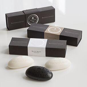 Savonneries Bruxelloises: Small Box 2 x 50 g